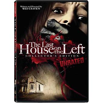 Last House on the Left [DVD] USA import