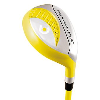 MKids Lite Junior Hybrid Wood Right Hand Yellow 5-7 Years