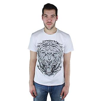 Just Cavalli S01GC0473 N20663 100 T-Shirt