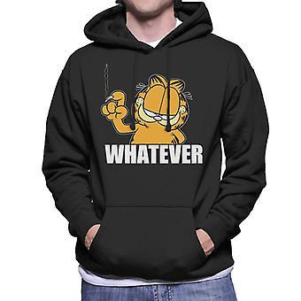 Garfield uanset søm væg ridse mænd ' s hættetrøje