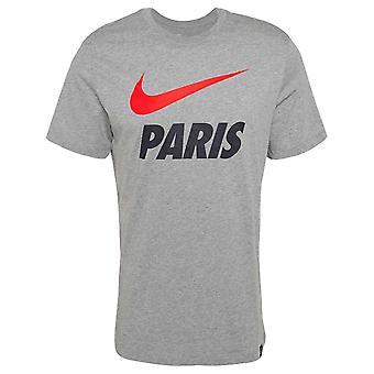 2020-2021 PSG Dry Ground Tee (Dark Grey)