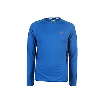 Karrimor Long Sleeved Running T Shirt Mens