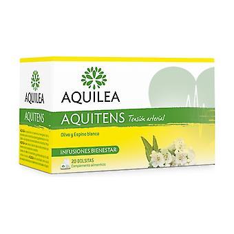 Aquilea Aquitens infusions 20 الحزم
