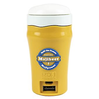 Mojipower, Powerbank - Mojibeer
