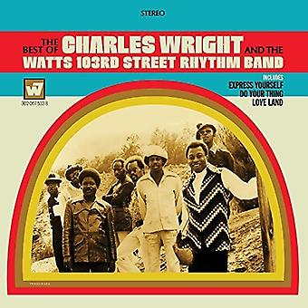 Charles Wright - Best of the Charles Wright & the Watts 103rd [CD] USA import