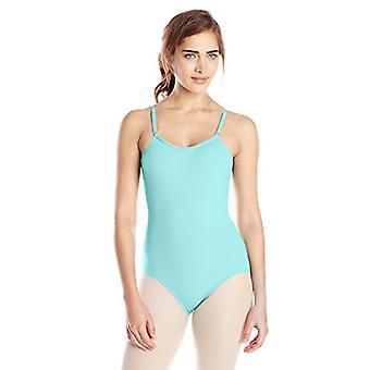 Capezio vrouwen ' s team Basic hemd leotard, tropische lagune, kleine