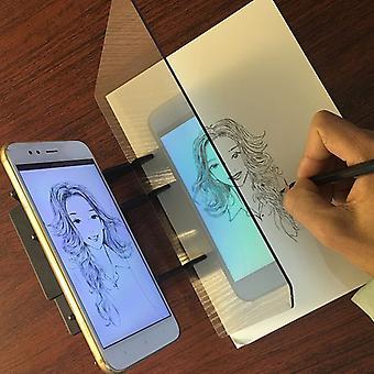 Planche à dessin en plastique Optical Imaging Premium Abs