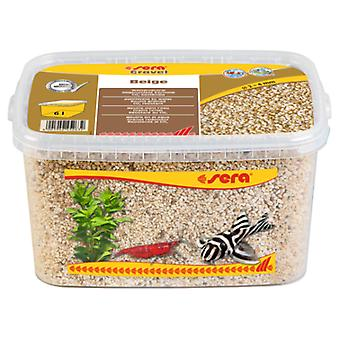 Sera Arena Gravel Beige 2-4 mm (Fish , Decoration , Gravel & sand)