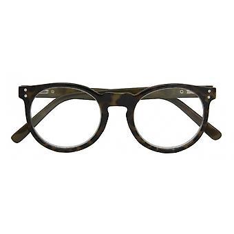 Reading Glasses Women's Kensington Panther Green Strength +2.50