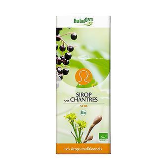 Organic Cantor Syrup 250 ml