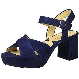 Adrienne Vittadini jalkineet naisten Powel kallistuneen sandaalit
