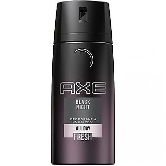 Axe Spray Deodorant Black Night 150ml