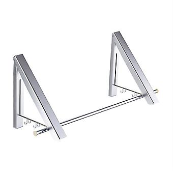 Aluminum Foldable Clothes Drying Rack