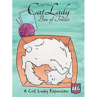 Cat Lady: Box of Treats Expansion Card Game