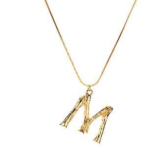 C Fashion Letter Necklace Pendant