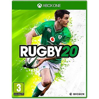 Rugby 20 Xbox One-game