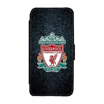 ليفربول سامسونج غالاكسي S9 محفظة القضية