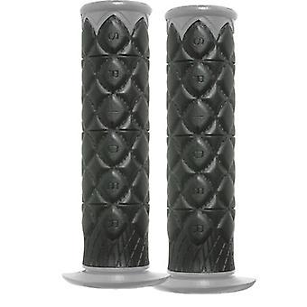 "Diamond Spider SLT-G/B Graphite with Black Diamonds 7/8"" Grips"