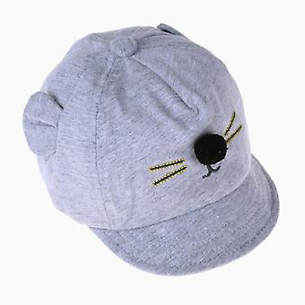 Cartoon Cat Baseball Cap For &