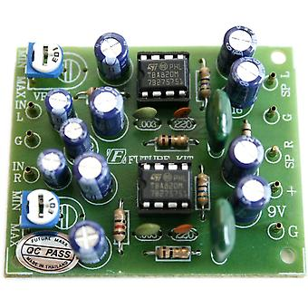 Future Kit 2W Stereo Audio Amplifier DIY Kit