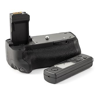 Battery Grip for Canon BG-E18 used with Rebel T6s T6i 750D 760D BGE18