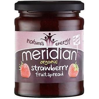 Tartinade de fraises biologiques méridiennes 284g x6