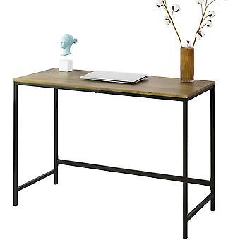 SoBuy FWT68-F, Modern Industrial Design Home Office Table Desk Computer Desk Workstation Writing Desk