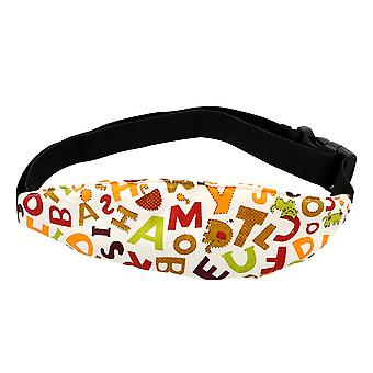 Car Safety Fixing Band, Car Seat Sleep Nap Head Support