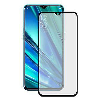 herdet glass skjermbeskytter realme x2 pro kontakt ekstrem 2.5D