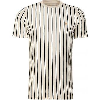 Farah Betty Vert Stripe T-Shirt