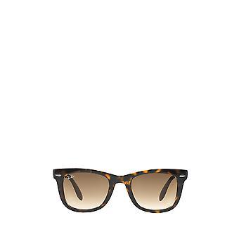 Ray-Ban RB4105 lunettes de soleil légères havana homme