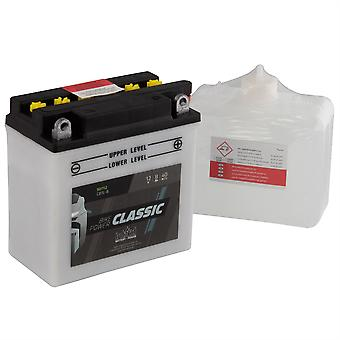 intAct CB7L-B Classic Bike-Power Battery With Acid Pack