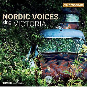 De Victoria / Nordic Voices - Nordic Voices Sing Victoria [SACD] USA import