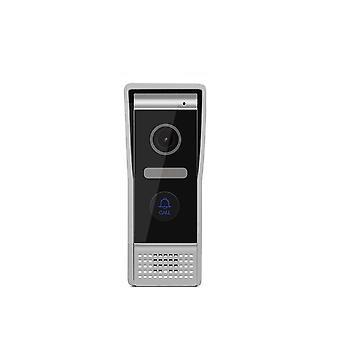 Jeatone Video Deur Telefoon Ip Aluminium Deur Bell Hoge Resolutie en waterdicht