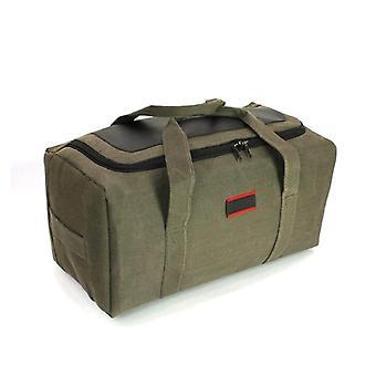 Large Capacity Canvas Travel Luggage Bag