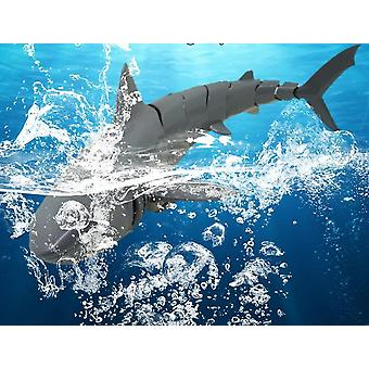Remote Control Shark Boat Toy