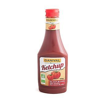 Ketchup Bio 560 g