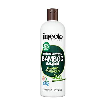 Fortifying Bamboo Shampoo for hair 500 ml