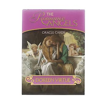 The Romance Angels Card Board Deck Games