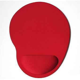 Jednofarebná podložka pod myš EVA Zápästie Comfort Podložka na myši pre hru Pc Laptop Valentine's Day Gift 4PCS