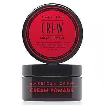 Amerikaanse Crew-crew Cream Pomade - Cr me De Coiffage- 85g