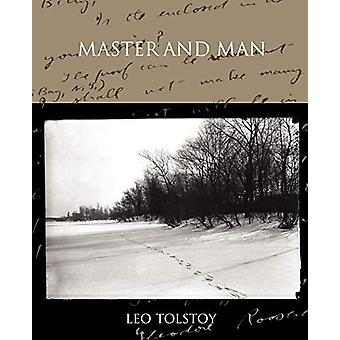Master and Man by Leo Tolstoy - 9781438524825 Book