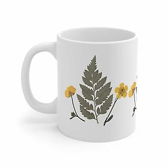 Perennial Dried Flower Mug