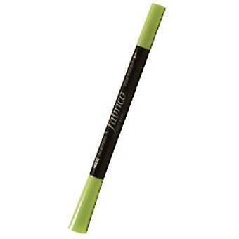 Tsukineko Fabrico Marker Pen - Kiwi