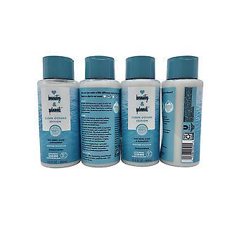 Beauty & Planet Marine Moisture Conditioner 13.5 OZ Set of 4