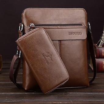 Portátil mano a mano oficina de mensajería masculina bolsa de mensajería hombres maletín para cartera de cartera de bolsos de documento práctico portafolio 2018