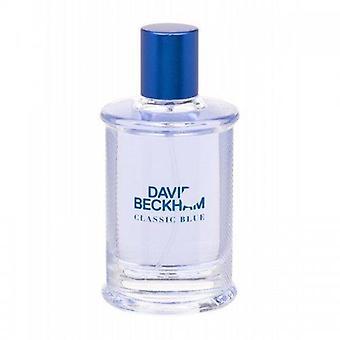 David Beckham Classic Blue Eau de toiette spray 60 ml