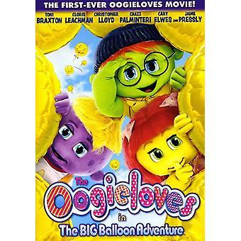 Oogieloves na Grande Aventura do Balão [DVD] Importação dos EUA