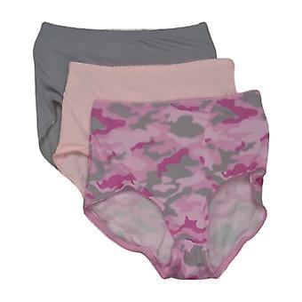 Rhonda Shear Panties 3-Pack Smoothing Brief Pink 741378