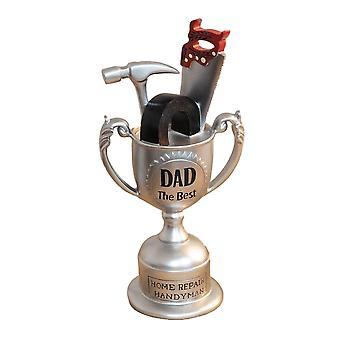 Widdop Papa Handyman Trophy Cadeau